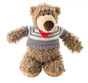 Lumpin Soft Toy Denis Bear 30cm