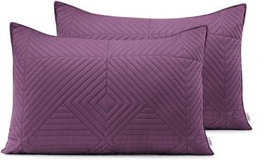 AmeliaHome Softa Pillowcase Pale Berry/Mauve 50x70 2pcs