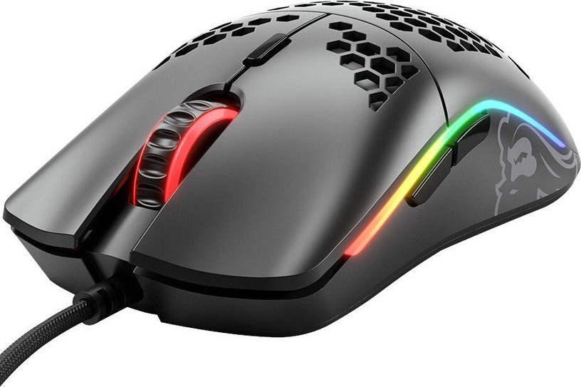 Glorious PC Gaming Race Model O Optical Gaming Mouse Black