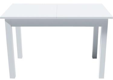 Обеденный стол Top E Shop Kevin, белый, 1600x700x770мм