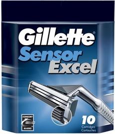 Gillette Sensor Excel Razor Blades 10pcs