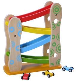Gerardos Toys Wooden Car Track 44603