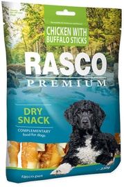 Rasco Dog Premium Snacks Chicken With Buffalo Sticks 230g