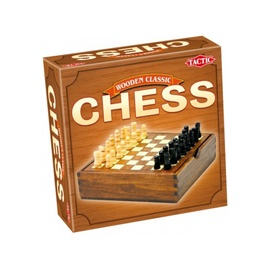 Galda spēle Tactic Wooden Classic Chess 14024