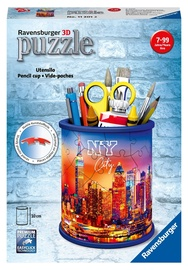 3D puzle Ravensburger Utensilo NY City Pencil Cup 11201, 54 gab.