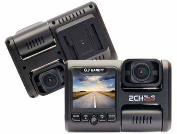 Garett Car Camera Road 6 GPS Black