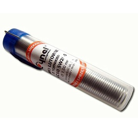 Jootetina kampoliga Cynel SN60, 1 mm, 16 g