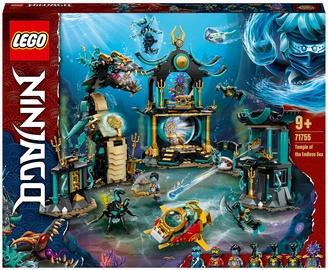Конструктор LEGO Ninjago Храм Бескрайнего моря 71755, 1060 шт.