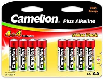Camelion LR6 Plus Alkaline Battery AA x 8