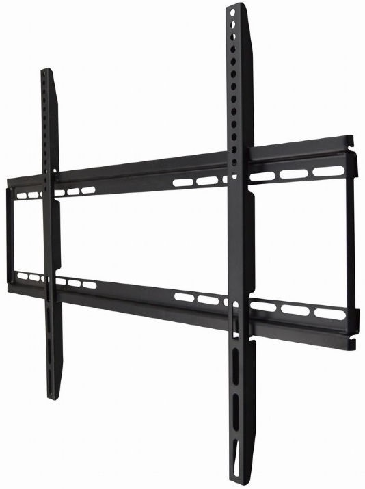 Televizoriaus laikiklis Gembird WM-75F-01 TV Wall Mount Fixed For 40-75'' Black