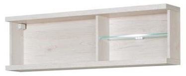 Bodzio Hanging Cabinet Panama PA08 Pearl Sonoma Oak