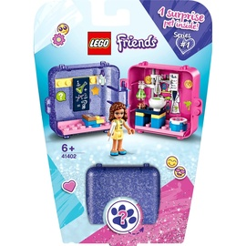 Konstruktor LEGO Friends Olivias Play Cube 41402