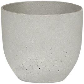 Home4you Sandstone Flowerpot D16xH14cm 72425