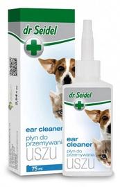 Ausu tīrīšanas līdzeklis dzīvniekiem 75 ml