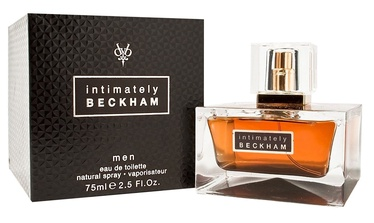 Tualetes ūdens David Beckham Intimately Men 75ml EDT
