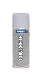 Aerozoliniai dažai Maston Concrete effect, pilki, 400 ml