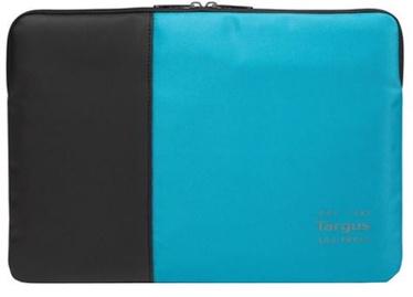 """Targus Notebook Sleeve For 15.6"""" Black/Blue"""