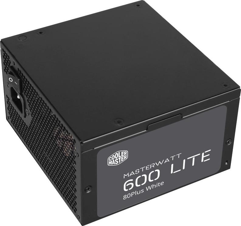 Cooler Master MasterWatt Lite Series 600W MPX-6001-ACABW