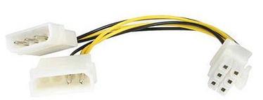 Gembird Power Adapter 6-pin PCIe