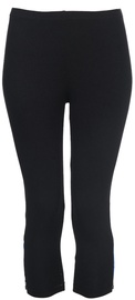 Bars Womens Trousers Black/Blue 92 2XL