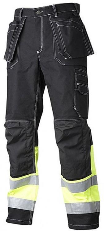 Брюки Top Swede Work Trousers Black 52