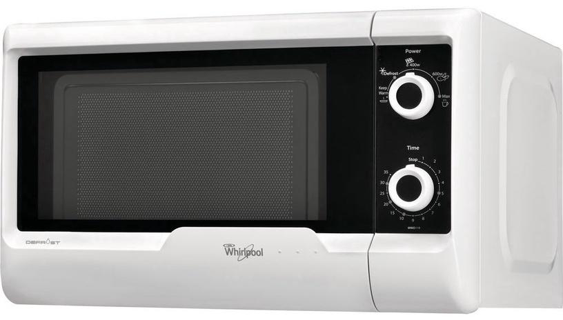 Mikrobangų krosnelė Whirlpool MWD119WH