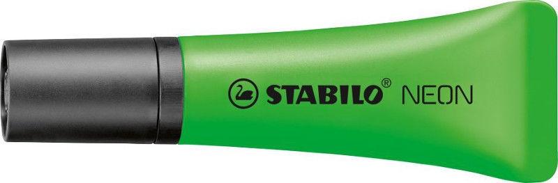 Stabilo Neon Highlighter Green
