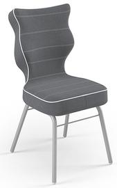 Детский стул Entelo Solo Size 3 JS33, серый, 310 мм x 695 мм