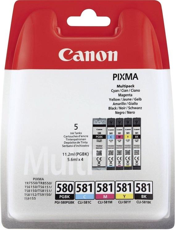 Canon PGI-580/CLI-581 Multipack Color