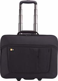 """Portatīvo datoru soma ar riteņiem Case Logic, melna, 17.3"""""""