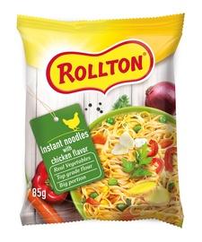 Makaronai, Rollton, vištienos skonio 85 g.
