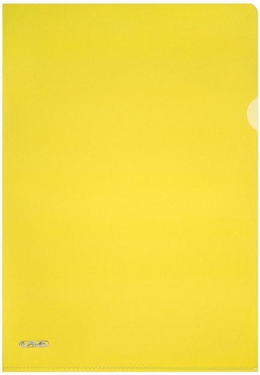 Herlitz Document Protector A4/10PCS Yellow/50009121