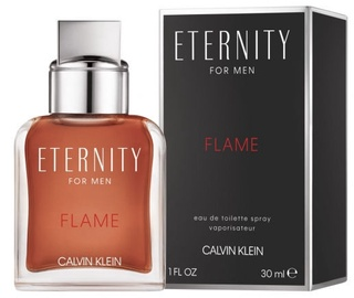 Tualetes ūdens Calvin Klein Eternity Flame, 30ml EDT