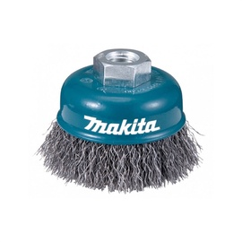 Makita D-24094 Twisted Steel Wire Brush 75mm
