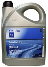 GM Dexos2 Engine Oil 5W30 5L