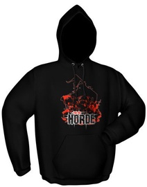 GamersWear For The Horde Hoodie Black XL