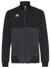 Adidas Tiro 17 Training Jacket JR AY2876 Black Gray 140cm