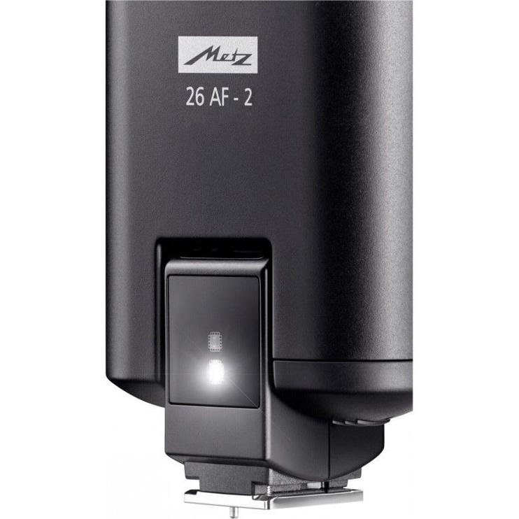 Metz Mecablitz 26 AF-2 Flash For Fujifilm