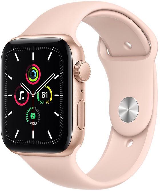 Išmanusis laikrodis Apple SE, rožinė