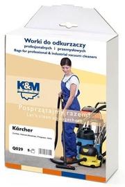 Dulkių siurblio maišelis K&M Q029.A, 5 vnt.