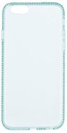 Beeyo Diamond Frame Back Case For Samsung Galaxy A3 A310 Transparent/Green