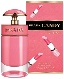 Kvepalai Prada Candy Gloss 50ml EDT