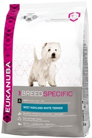 Eukanuba Adult West Highland Terrier 2.5kg