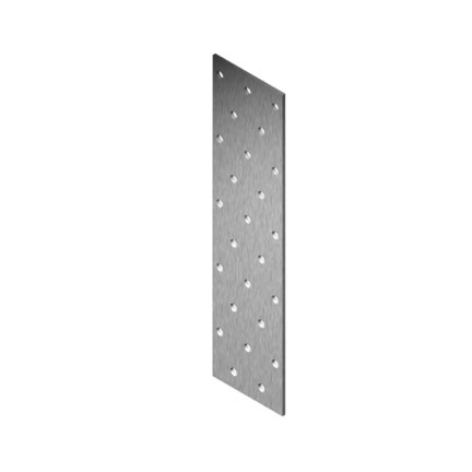 Крепежная пластинка Arras Stainless Steel A2 Mounting Plate 100x200mm
