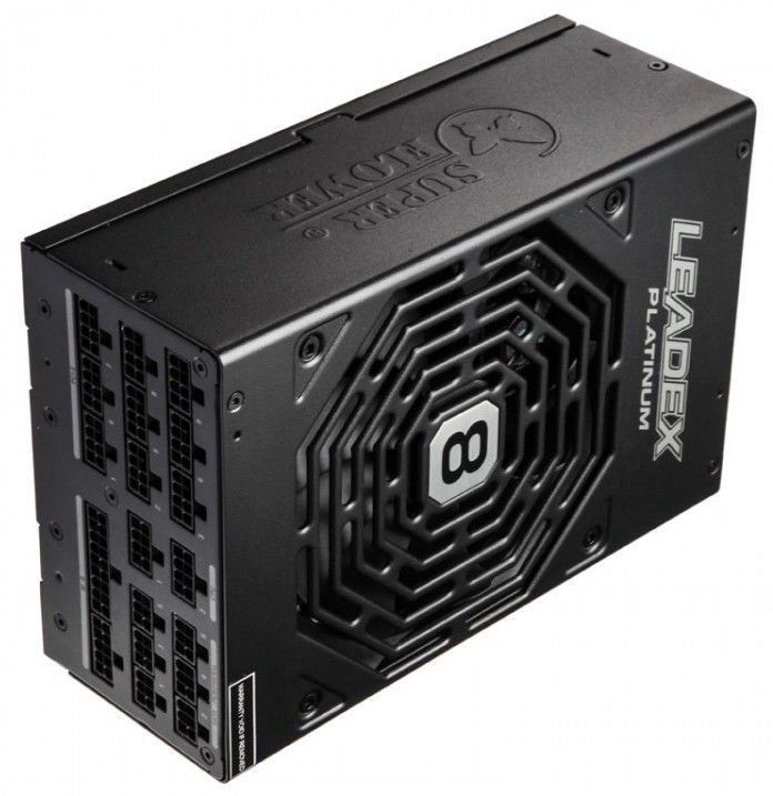 Super Flower Leadex 80 Plus Platinum PSU 8 Pack Edt. 2000W