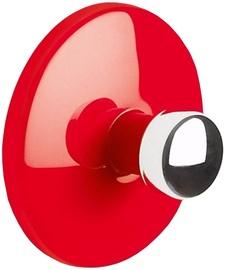 Spirella Hook Bowl Ø6cm Red