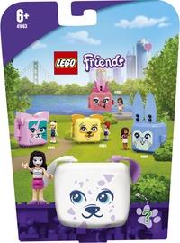 Конструктор LEGO Friends Кьюб Эммы с далматином 41663