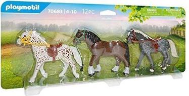 Mängukujuke Playmobil Horses 70683