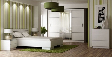 Stolar Bedroom Set Vista White