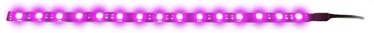 BitFenix Alchemy 2.0 Magnetic 15 LED Strip 30cm Violet